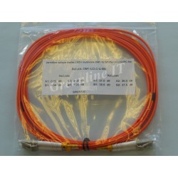 Jarretiere optique OM1 LC-LC 5m