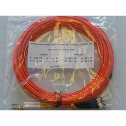 Jarretiere optique OM1 LC-ST 10m