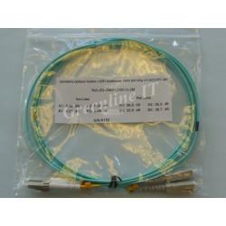 Jarretiere optique OM3 LC-SC 2m