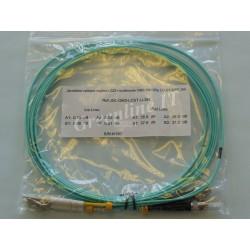 Jarretiere optique OM3 LC-ST 3m