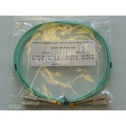 Jarretiere optique OM3 SC-SC 3m