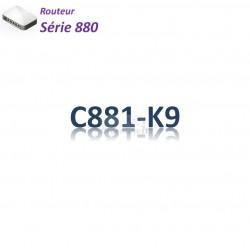 Cisco 880 Routeur 4x 10/100_Security