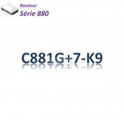 Cisco 880 Routeur 4x 10/100_IP