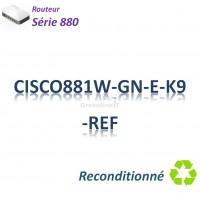 Cisco 880 Refurbished Routeur 4x 10/100 _Security