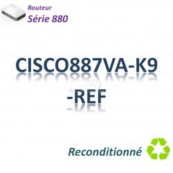 Cisco 880 Refurbished Routeur 4x 10/100_ VDSL_ADSL2+_IP