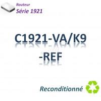 Cisco1921 Refurbished Routeur 2x 1GBase-T_VDSL2/ADSL2+_IP