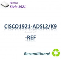 Cisco1921 Refurbished Routeur 2x 1GBase-T_ADSL2_IP