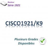 Cisco1921 Routeur 2x 1GBase-T_IP