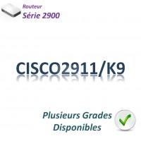 Cisco 2900 Routeur 3x 1GBase-T_IP