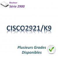 Cisco 2900 Routeur 3x 1GBase-T_1SFP_IP