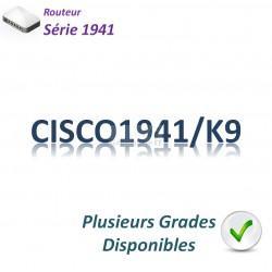 Cisco 1941 Routeur 2x 1GBase-T_IP