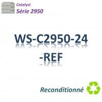 Catalyst 2950 Refurbished Switch 24x 10/100_Standard Image