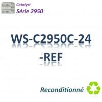 Catalyst 2950 Refurbished Switch 24x 10/100_2x 100-FX_ EI