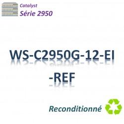 Catalyst 2950 Refurbished Switch 12x 10/100_2SFP_EI