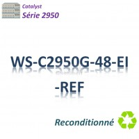 Catalyst 2950 Refurbished Switch 48x 10/100_2SFP_EI