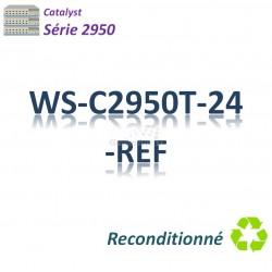 Catalyst 2950 Refurbished Switch 24x 10/100_2x 1GBase-T_EI