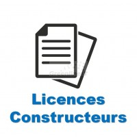 Licences constructeurs - A determiner ensemble suivant votre besoin