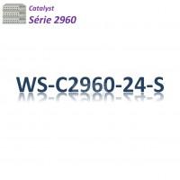 Catalyst 2960 Switch 24x10/100_LAN Lite