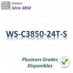 Catalyst 3850 Switch 24G_LAN Base