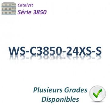 Switch 3850_24 ports SFP/SFP+_1Slot_IP Base