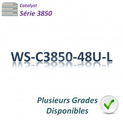 Catalyst 3850 Switch 48G_UPOE(800w)_LAN Base