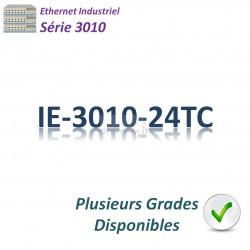 Cisco Industrial 3010 Switch 24x 10/100_2SFP combo