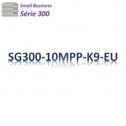Small Business SG300 Switch 8G_2SFP combo_2G_PoE+(124w)