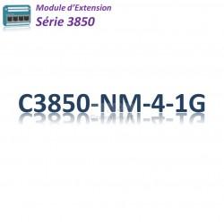 Cisco 3850 Module 4SFP