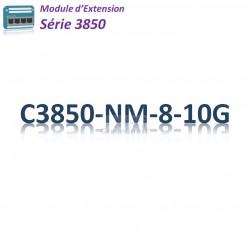 Cisco 3850 Module 8SFP/SFP+