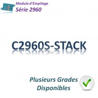 Cisco 2960S Module d'empilage 2 ports
