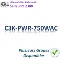 Cisco RPS 2300 Alimentation 750w