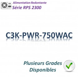Cisco RPS 2300 Alimentation 750w