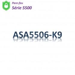 Cisco 5500 Pare-feu 8x 1GBase-T_50G mSata