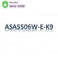 Cisco 5500 Pare-feu 8x 1GBase-T_50G mSata_Wifi