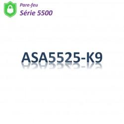 Cisco 5500 Pare-feu 8x 1GBase-T_120G SSD_1slot_FirePower