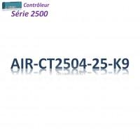 Cisco 2500 Contrôleur Filaire 4x 1GBase-T_25MAP