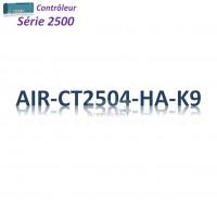Cisco 2500 Contrôleur Filaire 4x 1GBase-T_PoE