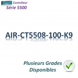 Cisco 5500 Contrôleur Filaire 1GBase-T_8SFP_100MAP