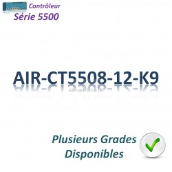 Cisco 5500 Contrôleur Filaire 1GBase-T_8SFP_12MAP