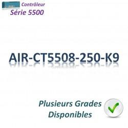Cisco 5500 Contrôleur Filaire 1GBase-T_8SFP_250MAP