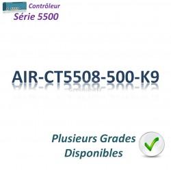 Cisco 5500 Contrôleur Filaire 1GBase-T_8SFP_500MAP