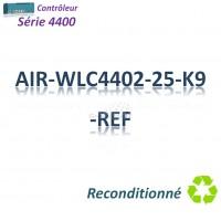 Cisco 4400 Refurbished Contrôleur Filaire 1GBase-T_2SFP_25MAP