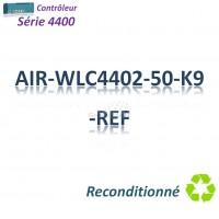 Cisco 4400 Refurbished Contrôleur Filaire 1GBase-T_2SFP_50MAP