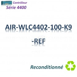 Cisco 4400 Refurbished Contrôleur Filaire 1GBase-T_4SFP_100MAP