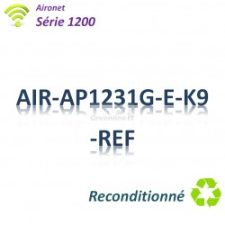 Aironet 1200 Refurbished Borne Wifi 1x 10/100_Antenne RP-TNC_1PCI