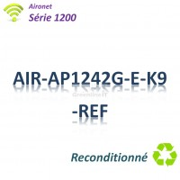 Aironet 1200 Refurbished Borne Wifi 1x 10/100_Antenne RP-TNC