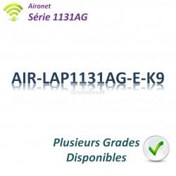 Aironet 1131AG Borne Wifi 1x 10/100_2x Antenne Int