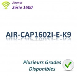 Aironet 1600 Borne Wifi Controller-based_1G_Antenne Int