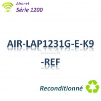 Aironet 1200 Refurbished Borne Wifi 1x 10/100_Antenne RP-TNC_1PCI