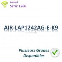 Aironet 1200 Refurbished Borne Wifi 1x 10/100_2x Antenne
